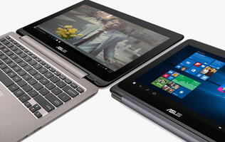 ASUS' brand new Transformer Book T100HA and Transformer Book Flip TP200 are in stores now
