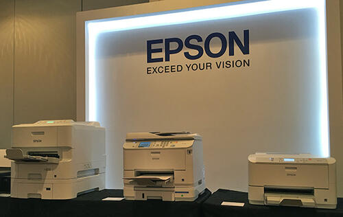 Epson's WorkForce Pro WF-5111, WF-5621, and WF-6091 business inkjet printers are fast and durable