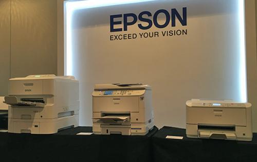 Epson's WorkForce Pro WF-5111, WF-5621, and WF-6091 business inkjet