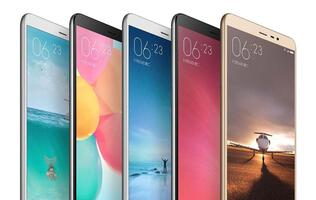 Xiaomi unveils full-metal Redmi Note 3 and Android or Windows 10 OS Mi Pad 2