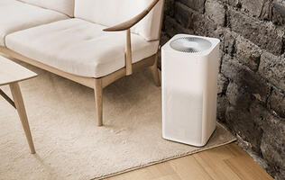 Xiaomi's Mi Air Purifier 2 is a small and quiet air filter for your home