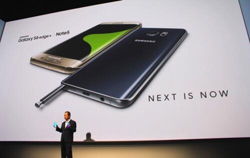 Samsung replaces mobile chief JK Shin as part of annual reshuffling
