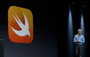 Apple makes new Swift programming language open source
