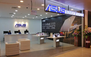 ASUS' new service center opens at Capitol Piazza