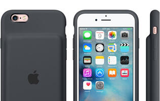 Behold, this is the iPhone 6S Smart Battery Case