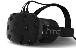 HTC Vive VR headset to be unveiled soon