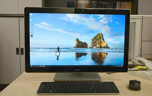 Hands-on with the Dell Inspiron 24 7000: An AIO that can recognize your face