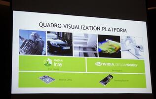 "NVIDIA dials up its DesignWorks platform and offers ""predictive design"" for professionals"