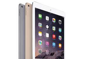 iPad Air 3 to be released in first half of 2016, but unlikely to have 3D Touch