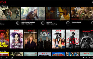 Netflix releases new Windows 10 app based on the Universal Windows Platform