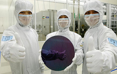 Samsung may start making chips for AMD in 2016
