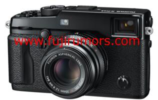 Fujifilm X-Pro2 official images leaked: what it looks like next to the X-Pro1