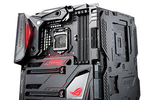 ASUS announces ROG Maximus VIII Formula with integrated EKWB cooling block