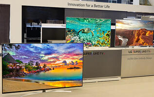 LG's 2016 4K LCD TVs are all about HDR