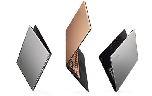 Lenovo unveils new Yoga 900S and a compact PC with a wireless projector (Updated)