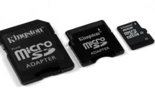 Kingston Digital Ships Speedy Class 10 MicroSDHC Card