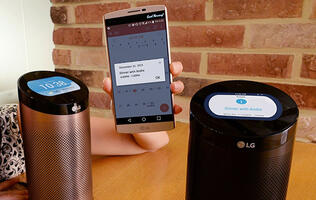 LG's SmartThinQ Hub aims to be the gateway to your automated home