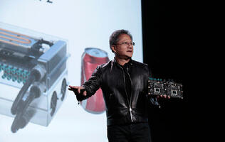 NVIDIA launches Drive PX 2 for self-driving cars, a supercomputer you can fit in your trunk