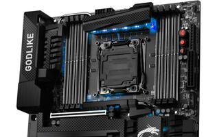 MSI's new Intel X99 and Z170 Carbon motherboards ooze stealth and style
