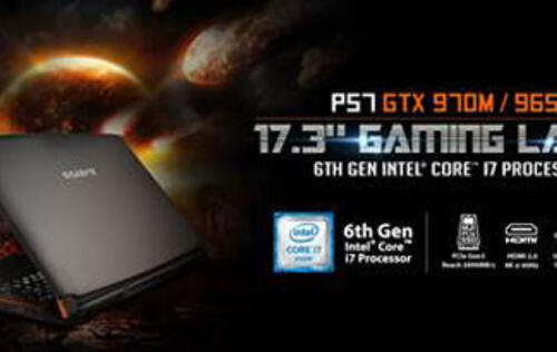 Gigabyte's new notebook lineup has something for everybody