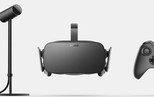 The Oculus Rift finally has a price and it's much higher than expected
