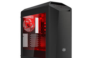 Cooler Master unveils MasterCase Maker 5, a modular chassis that can be upgraded (Updated)