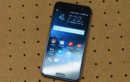 HTC One A9 review - The first non-Nexus phone with Android 6.0