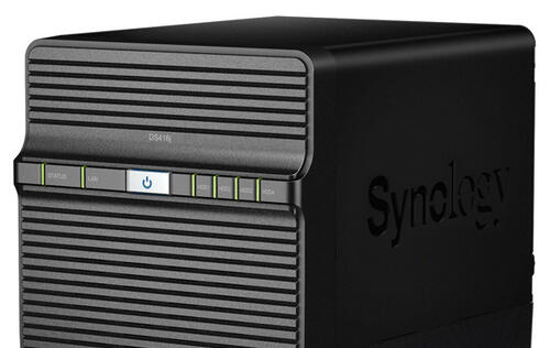 Synology's new 4-bay DiskStation DS416j is perfect for home users