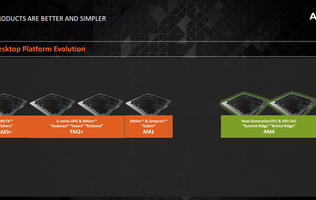 AMD's upcoming Zen CPUs and APUs will share the same socket