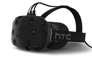 First the Oculus Rift, now the HTC Vive VR headset gets a pre-order date