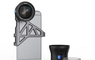 Zeiss releases new lenses, and they're for your smartphone