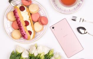 Sony Xperia Z5 will be available in pink next month