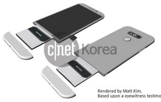 LG G5 to have a modular design for sliding out batteries?