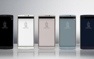 LG V10 smartphone availability info and local promos