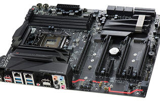 EVGA's new Z170 Classified K is a more affordable version of its Classified motherboard