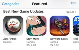 Price hike in Apple App Store due to exchange rates, starts from S$1.48