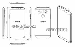 Leaked diagram suggests LG adopting a new design for the G5 smartphone