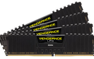 Corsair announces new Vengeance LPX DDR4 memory, including a 3,000MHz 128GB kit