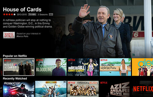 Netflix blocks non-US users attempting to access US content, starting in Australia