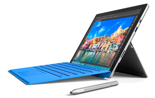 Microsoft is now selling 1TB Surface Pro 4 and Surface Book models