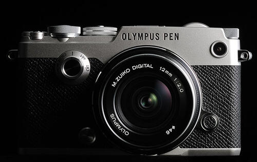 Updated: Olympus' new Pen-F camera wants to make digital photos look like film