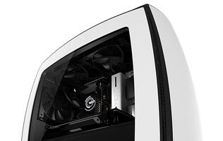 The NZXT Manta may be one of the most appealing mini-ITX cases we've ever seen