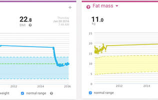 How I used tech and some common sense to shed 15kg in 6 months