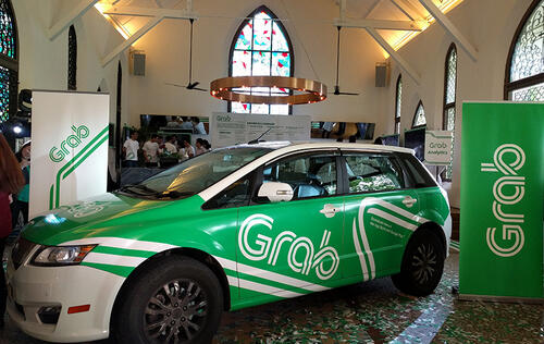 Grabtaxi Is Now Grab With A Brand New App That Is Easier To Use