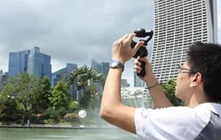 Hands-on: DJI Osmo handheld stabilized 4K camera is great for shake-free videos