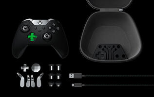 Microsoft's Xbox One Elite controller is releasing soon!