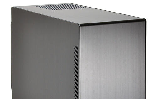 Lian Li's latest PC-M25 mATX case can store more hard drives than you will ever need