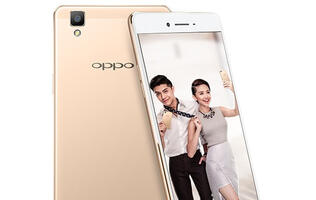 Oppo launches photo-centric F1 smartphone