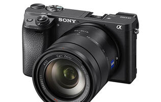 The Sony A6300 is the company's newest flagship APS-C interchangeable mirrorless camera