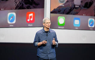 Tim Cook hints that more Apple apps could join Apple Music on Android